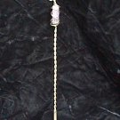 Amythest Crystal Hairstick