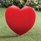 Giant Plastic Valentine's Day Heart