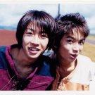 ARASHI - AIBA & JUN - Johnny's Shop Photo #002