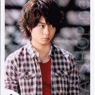 ARASHI - SAKURAI SHO - Johnny's Shop Photo #019