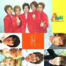 ARASHI - FC Newsletter - No. 03 - 2001 August