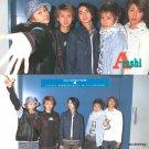ARASHI - FC Newsletter - No. 08 - 2002 April