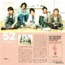 ARASHI - FC Newsletter - No. 52 - 2011 April