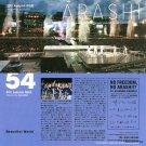 ARASHI - FC Newsletter - No. 54 - 2011 November