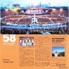 ARASHI - FC Newsletter - No. 58 - 2012 November