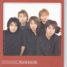ARASHI - FC Newsletter Holder - 2002 Here We Go Tour