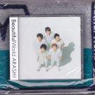 ARASHI - CD - 10th Album Beautiful World (RE)
