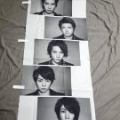 ARASHI - Not-for-sale Promotional Banner - au kddi (Large Size)
