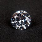 Round 1mm - 2.75mm White Cubic Zirconia Stone Korean Star Grade CZ Wholesale Lot