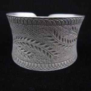 Fashion silver Bracelets Thai Hilltribe Argento Braccialetto Silber ARMREIF BA05