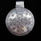 Fashion Silver Pendants Hill tribe תליון כסף Сребърен медальон قلادة ف