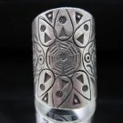 Fashion Silver Ring Tribal BOHO BAND Spider WEB Silber Agento Anello  خواتم R59