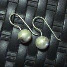 Thai Hill Tribe Earrings Fine Silver Tribal Ohrringe Fashion Drop Dangle CS1231