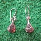 Thai Hill Tribe Earrings Fine Silver Fashion Drop Dangle Stylist women CS124592
