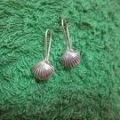 Thai Hill Tribe Earrings Fine Silver Fashions Dangle Sea Shell 3pairs CS8125944