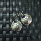 Fine Silver Earrings Hill tribe Karen Tribal Ohrringe Fashion Drop Dangle CS6523