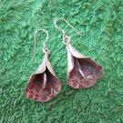 Thai Hill Tribe Earrings Fine Silver Flora Fashion Drop Dangle CS1235111
