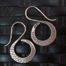 Thai Hill Tribe Earrings Fine Silver argento orecchini oorbellen Retro Vintage