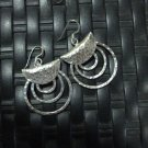Thai Hill Tribe Earrings Fine Silver Tribal Ohrringe Fashion Drop Dangle CS2811