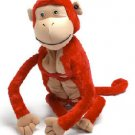 Zoobie Pets Monkey-Pillow-Blanket-Plush Toy