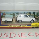 """IG-14 (Moskvitch) with Trailer """"Skif"""" Russian Retro Car model 1:43 scale. 160712"""