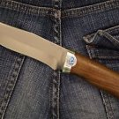 "A&R Zlatoust Russian Hunting knife ""Klychok-3""+ sheath (Steel-95x18, Wood)"
