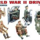 MiniArt 35042 WORLD WAR II DRIVERS 1:35 scale unassembled plastic model kit
