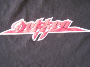 Dokken 2002 World Tour T-Shirt Sz. Large