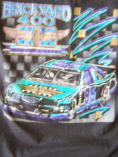 Brickyard 400 Indianapolis Motor Speedway August 5, 1995 T-Shirt