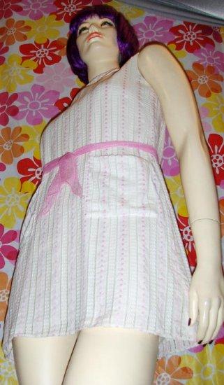 QUEEN OF HEARTS Mod Lolita Mini Go Go Dress S/M