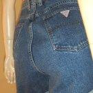 Vintage 80s GUESS Designer Denim Jean Shorts  Sz 30/31