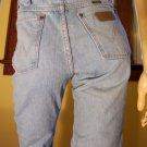 Vintage 1970s Classic Denim Blue Jeans Wrangler Sz 31/32