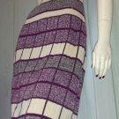 Vintage Vogue GIANNI FERRI Swanky 70s Formfit Wool Sweater Dress M.