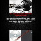 2Pac - Album Rare & Deluxe 1996-1999 (6CD)