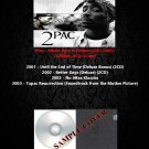 2Pac - Album Rare & Deluxe 2001-2003 (6CD)