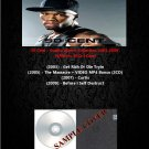 50 Cent - Studio Album Collection 2003-2009 (5CD)
