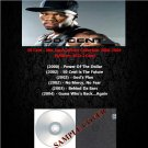 50 Cent - Mixtapes Album Collection 2000-2004 (6CD)