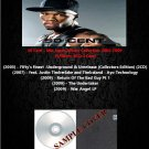 50 Cent - Mixtapes Album Collection 2005-2009 (6CD)