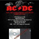 ACDC - Album & Rarities Collection 1979-1986 (6CD)