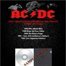 ACDC - Album Rarities & Live Collection 1986-1992 (6CD)