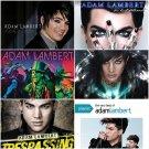 Adam Lambert - Album,Live & Remix 2009-2014 (6CD)