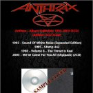 Anthrax - Album Collection 1993-2003 (5CD)