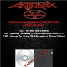 Anthrax - Demos & Remastered 1982-1987 (4CD)