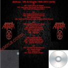 Anthrax - EPs & Singles 1995-2013 (5CD)