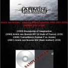 Armin van Buuren - Album & Mixed Collection 1999-2001 (6CD)