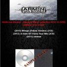 Armin van Buuren - Album & Mixed Collection 2010-13 (5CD)