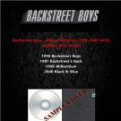 Backstreet Boys - Album Collection 1996-2000 (4CD)