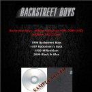 Backstreet Boys - Album Collection 1996-2000 (4CD)
