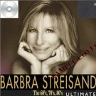Barbra Streisand - The Ultimate 60's,70's,80's (6CD)