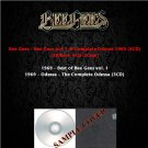 Bee Gees - Bee Gees vol.1 & Complete Odessa 1969 (4CD)